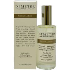 Suntan Lotion by Demeter for Women - 4 oz Cologne Spray