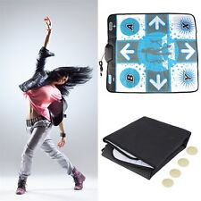 Anti Slip Dance Revolution Pad Mat for Nintendo WII Hottest Party Game 5Y