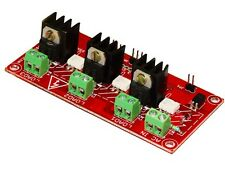 Serial 3 Channel AC 230V SSR and Dimmer Module for Atmel  PIC  Atmega