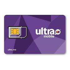 Ultra Mobile Triple Punch SIM card for LG Android Smartphone - FREE SHIPPING
