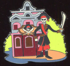 DLR Happiest Place on Earth Retro Mystery Pirates Of The Caribbean Disney Pin