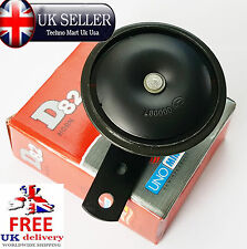UNIVERSAL LOUD REPLACEMENT 12v MOTORCYCLE MOTORBIKE RED HORN 110db @UK
