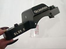 Orig. Rolleiflex SL 35 E Ersatzteil Spare Part Gehäuse Ober-Kappe Top Plate (6