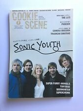 Cookie Scene Japanese Music Magazine ft Sonic Youth, Golden Silvers, and more