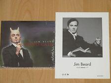 JIM BEARD - AD-VO-CATE - JON HERINGTON - DIGIPACK + PROMO FOTO - NEU + OVP