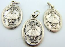 Our Lady Of San Juan De Los Lagos Double Sided Sacred Heart of Jesus Medal LOT 3