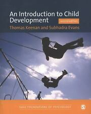 An Introduction to Child Development (SAGE Foundations of Psychology series), Ev