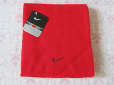 Nike Knitted Scarf - Adult Sport Red - New
