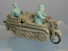 "VINTAGE BRITAINS MODEL No.9680 GERMAN ARMY  "" KETTENKRAD """