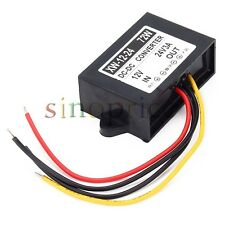 DC-DC 12V to 24V 3A 72W Car Step-up Regulator Power Inverter Converter
