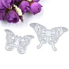 Metal Butterfly Cutting Dies Stencils For DIY Scrapbooking Photo Album Decor Set