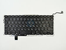 "Japanese Keyboard With Backlit for MacBook Pro 17"" A1297 2009 2010 2011 Tested"
