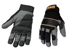 DEWALT - Power Tool Gel Gloves Black / Grey DPG33L
