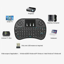 10 X i8 2.4G Air Mouse Wireless Keyboard Remote Control Touchpad for Android TV