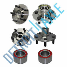 4 pc Kit: New 2 Front & 2 Rear 1995-97 Neon ABS Wheel Hub and Bearing Assembly