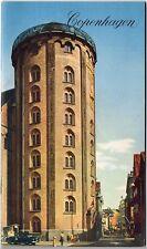 Vintage 1950s Denmark Travel Brochure - Copenhagen Den Danske Landmandsbank