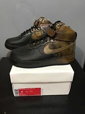 NIKE AIR FORCE 1 PIGALLE HI CMFT SZ 9 677129-090 PPP NG LW FRAGMENT QS SUPREME