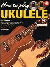 HOW TO PLAY UKULELE for Beginners Gelling + DVD*