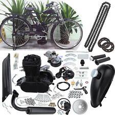 Muffler Motorized Bicycle Bike Engine Gas Kit for 80cc 2-Stroke 38km/hour 11kg