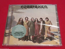 FOREIGNER - SELF TITLED - FACTORY SEALED CD