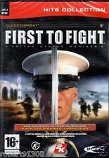 JEU PC CD ROM../....CLOSE COMBAT.....FIRST TO FIGHT.../...