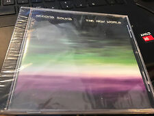 "Second Sound ""The New World"" cd SEALED"