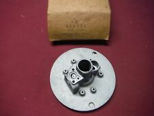 1955 Packard Power Brake Vacuum Booster Plate 458928 NOS