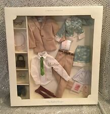 NEW ENGLAND ESCAPE BARBIE KEN FASHION GIFTSET SILKSTONE LIMITED EDITION 2003