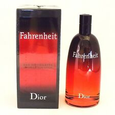 FAHRENHEIT by Christian Dior 6.8 oz Eau de Toilette Men AUTHENTIC, NEW & SEALED