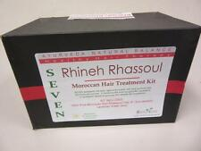 AfroVeda Rhineh Rhassoul Moroccan Hair Treatment Kit Clay Lavender by Seven