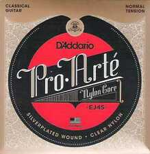 D 'addario pro arte Silver clear normal ej-45, I 10 *