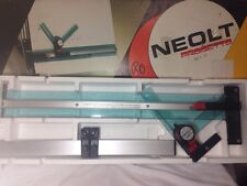Neolt Progetto Drafting Ruler made in ITALY