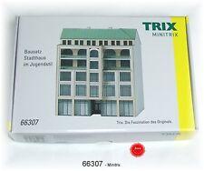 TRIX 66307 Minitrix Spur N Bausatz Stadthaus im Jugendstil  #NEU in OVP#