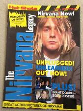 Nirvana magazine 1994 Big Posters