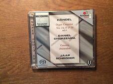Händel - Orgelkonzerte Vol.4 [SACD Album] Chorzempa  Concerto Amsterdam