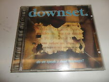 CD  Downset - Do We Speak a Dead Language?