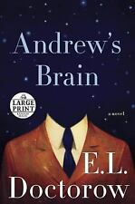 Andrew's Brain: A Novel (Random House Large Print)