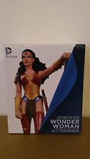 *WONDER WOMAN THE ART OF WAR STATUE JILL THOMPSON DC COLLECTIBLES DIRECT BATMAN