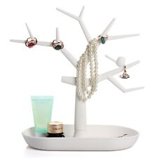 Jewelry Necklace Ring Earring Tree Stand Display Organizer Holder Show Rack SY