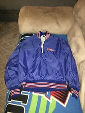 Cleveland Cuyahoga Community College Basketball Warmup Jacket Size L Ben Wallace