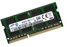 8GB DDR3L 1600 Mhz RAM Speicher Samsung Series 5 Ultrabook NP535U3C PC3L-12800S