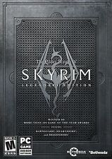 Elder Scrolls V: Skyrim -- Legendary Edition (PC, Steam Key)