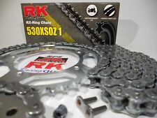 Suzuki GSXR1000 2001-06 RK 530 16/43 Quick Acceleration Chain and Sprocket Kit