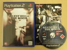 Sony Playstation 2 Game * SILENT HILL 4 THE ROOM * Complete PS2 Retro Rare 10102