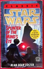 Star Wars: Splinter Of The Mind's Eye - Softcover - Alan Dean Foster & Del Rey