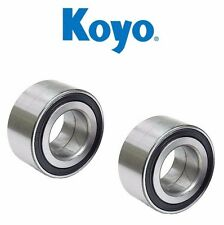 Acura Legend 86-90 Honda Prelude 92-96 Set of 2 Front Wheel Bearing KOYO