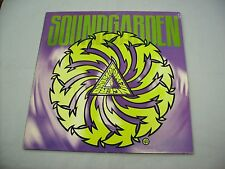 SOUNDGARDEN - BADMOTORFINGER - LP VINYL ALTERNATIVE COVER 1991 EXCELLENT