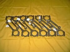 LINCOLN ZEPHYR / CONTINENTAL  V-12 USED CON RODS 86H-6205 W / NORS  .010 PINS