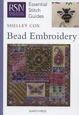 Essential Stitch Guides: Bead Embroidery by Shelley Cox (2014, Spiral)