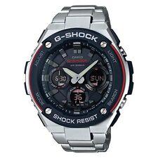 CASIO G-SHOCK G-STEEL WATCH GST-S100D-1A4 SOLAR FREE EXPRESS GST-S100D-1A4DR